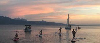 Paddle - Lausanne