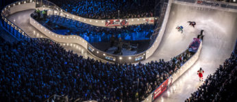 Redbull Crashed Ice - Lausanne