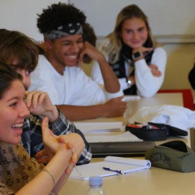 Education générale - école Lémania