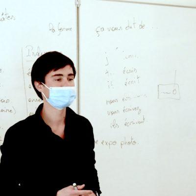 Cours de langues - Ecole Lémania